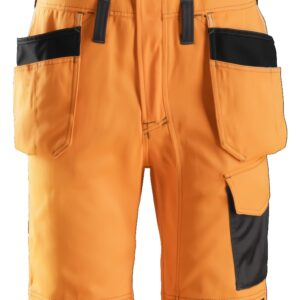 Bodybroek met holsterzakken High Visibility
